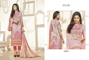 JINAAM DRESS MASKA SATIN CATALOGUE DIGITAL PRINT STRAIGHT (3)