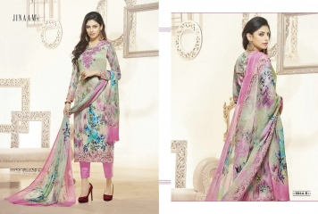 JINAAM DRESS MASKA SATIN CATALOGUE DIGITAL PRINT STRAIGHT (4)