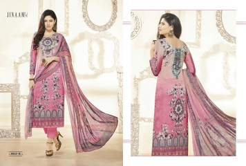 JINAAM DRESS MASKA SATIN CATALOGUE DIGITAL PRINT STRAIGHT (6)