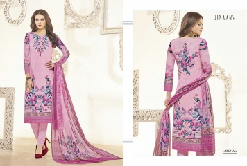 JINAAM DRESS MASKA SATIN CATALOGUE DIGITAL PRINT STRAIGHT (9)
