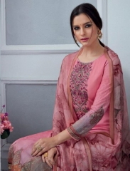 JINAAM DRESS MEHER CATALOGUE COTTON SATIN SALWAR KAMEEZ WHOLESALE BEST RATE SURAT DEALER BY GOSIYA EXPORTS SURAT
