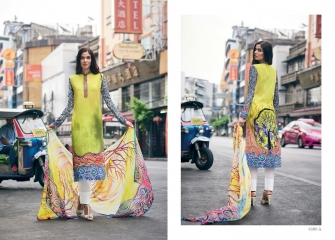 JINAAM DRESS NEW ROMA TUK TUK CATALOG CRAPE PRINTS PARTY WEAR (1)