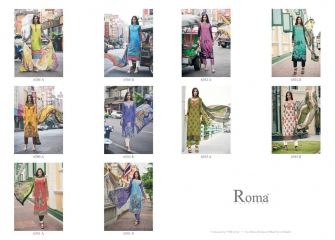 JINAAM DRESS NEW ROMA TUK TUK CATALOG CRAPE PRINTS PARTY WEAR (11)