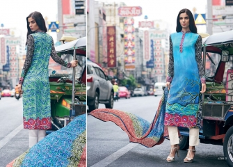 JINAAM DRESS NEW ROMA TUK TUK CATALOG CRAPE PRINTS PARTY WEAR (2)