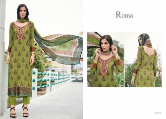 JINAAM DRESS NEW ROMA TUK TUK CATALOG CRAPE PRINTS PARTY WEAR (4)