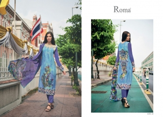 JINAAM DRESS NEW ROMA TUK TUK CATALOG CRAPE PRINTS PARTY WEAR (7)