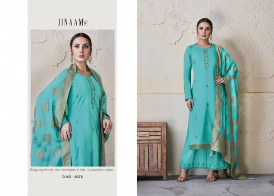 JINAAM DRESS OMISHA COTTON LAWN EMBROIDERY SUITS CATALOGUE WHOLESALE DEALER BEST RATE BY GOSIYA EXPORTS SURAT (2)