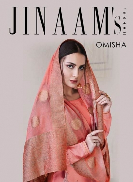 JINAAM DRESS OMISHA COTTON LAWN EMBROIDERY SUITS CATALOGUE WHOLESALE DEALER BEST RATE BY GOSIYA EXPORTS SURAT (3)