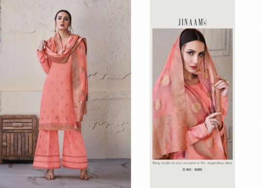 JINAAM DRESS OMISHA COTTON LAWN EMBROIDERY SUITS CATALOGUE WHOLESALE DEALER BEST RATE BY GOSIYA EXPORTS SURAT (5)