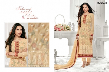 JINAAM DRESS PVT LTD RAZAH NOORIE GEORGETTE WHOLESALE SUITS BY GOSIYA EXPORTS SURAT (4)