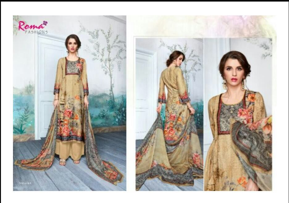 2f99cddad8 JINAAM DRESS ROMA SHIREEN PASHMINA PRINTS WINTER COLLECTION WHOLESALE  SELLER BEST RATE BY GOSIYA EXPORTS SURAT