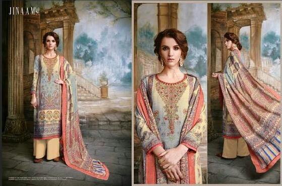 4e81072ec4 JINAAM DRESS SABIA PASHMINA PRINTS WITH KASHMIRI WORK WINTER COLLECTION E  (6)