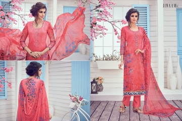 JINAAM LATEST CATALOG MILAN LAWN SALWAR SUIT AT BEST RATE BY GOSIYA EXPORTS (11)