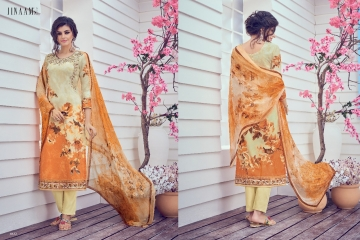 JINAAM LATEST CATALOG MILAN LAWN SALWAR SUIT AT BEST RATE BY GOSIYA EXPORTS (13)