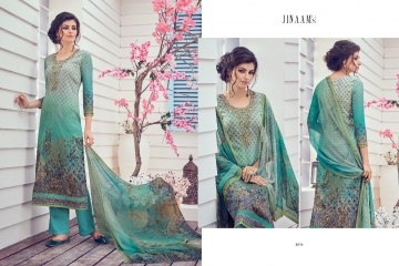 JINAAM LATEST CATALOG MILAN LAWN SALWAR SUIT AT BEST RATE BY GOSIYA EXPORTS (8)
