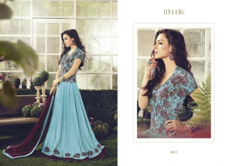 JINAAM RABEA GOWNS WHOLESALE RATE AT GOSIYA EXPORTS SURAT WHOLESALE SUPPLAYER AND DEALER SURAT GUJARAT (2)