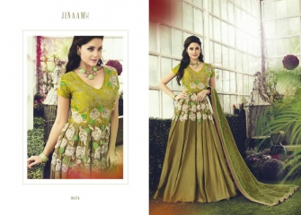 JINAAM RABEA GOWNS WHOLESALE RATE AT GOSIYA EXPORTS SURAT WHOLESALE SUPPLAYER AND DEALER SURAT GUJARAT (6)