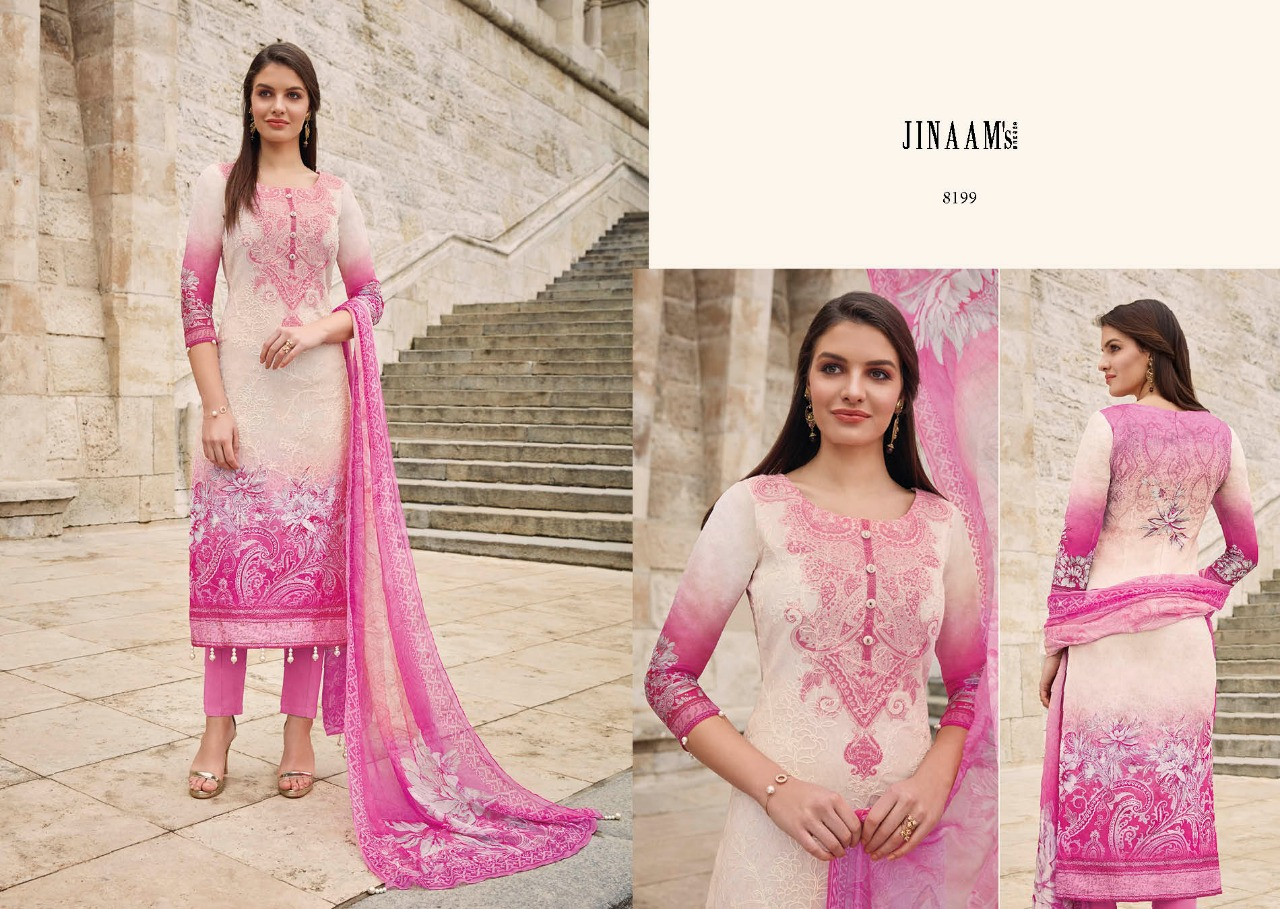 JINAAM'S LUCIA COTTON PRINTED SALWAR KAMEEZ WHOLESALE RATE AT GOSIYA EXPORTS SURAT (9)
