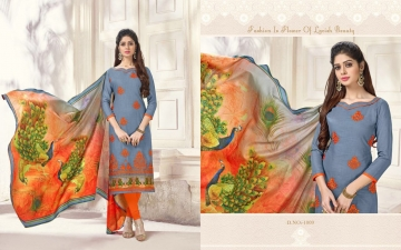 JINESH NX BY AARUSHI VOL 1 COTTON TOP WITH DIGITAL PRINTS DUPATTA COLLECTION WHOLESALE (4)