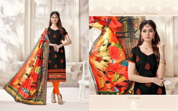 JINESH NX BY AARUSHI VOL 1 COTTON TOP WITH DIGITAL PRINTS DUPATTA COLLECTION WHOLESALE (8)
