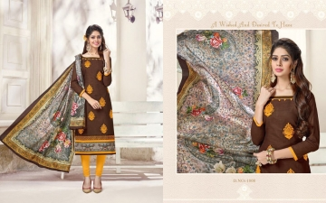 JINESH NX BY AARUSHI VOL 1 COTTON TOP WITH DIGITAL PRINTS DUPATTA COLLECTION WHOLESALE (9)