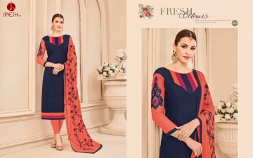 JINESH NX BY ARMANI CATALOG BOMBAY COTTON JEQAURD WORK SUITS WHOLESALER SUPPLIER BEST RATE BY GOSIYA EXPORTS SURAT (11)