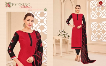 JINESH NX BY ARMANI CATALOG BOMBAY COTTON JEQAURD WORK SUITS WHOLESALER SUPPLIER BEST RATE BY GOSIYA EXPORTS SURAT (4)