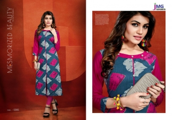 JMG FASHIONISTA BY BLOSSOM CATALOG RAYON PRINTS KURTIS WHOLESALE COLLECTION BEST RATE BY GOSIYA EXPORTS SURAT (5)