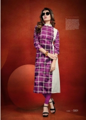 JMG FASHIONISTA BY BLOSSOM CATALOG RAYON PRINTS KURTIS WHOLESALE COLLECTION BEST RATE BY GOSIYA EXPORTS SURAT