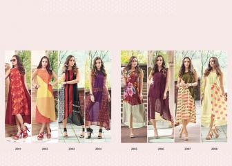 JOHHARA STYLISH KURTIS WHOLESALE RATE BY GOSIYA EXPORTS SURAT (3)