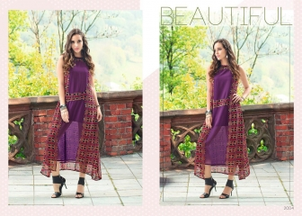JOHHARA STYLISH KURTIS WHOLESALE RATE BY GOSIYA EXPORTS SURAT (5)