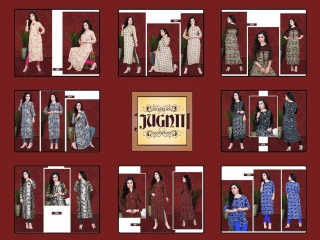 JUGNI EXCELLENCE VISCOSE RAYON KURT KURTI WITTH PRINT WHOLESALE RATE AT GOSIYA EXPORTS SURAT WHOLESALE DEALER AND SUPPLAYER SURAT GUJARAT (8)