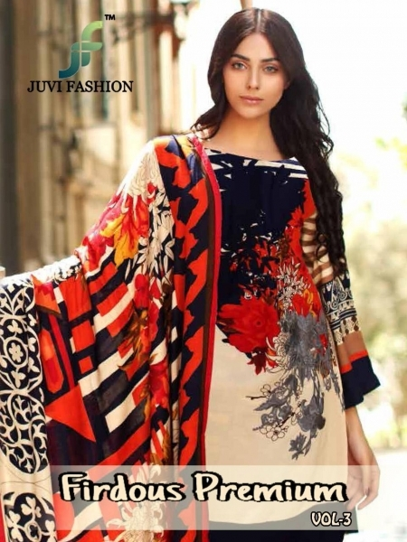JUVI FASHION FIRDOUS PREMIUM VOL 3  (10)