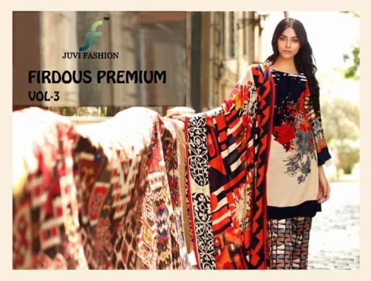 JUVI FASHION FIRDOUS PREMIUM VOL 3  (3)