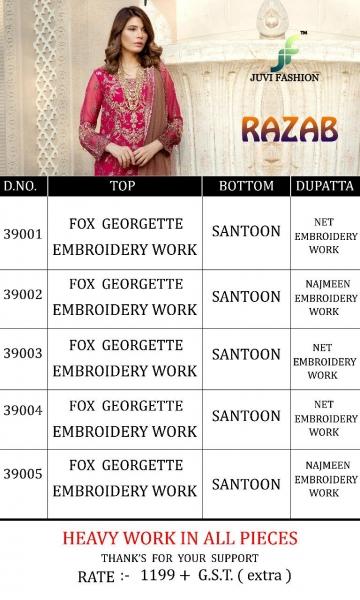 JUVI FASHION RAZAB SALWAR KAMEEZ (1)