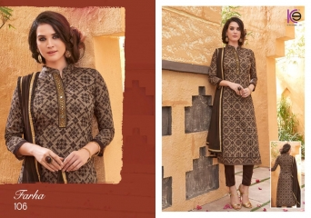K9 FARHA CHANDERI SILK GHADWAL WITH HANDWORK SUITS CATALOG WHOLESALE BEST RATE (2)