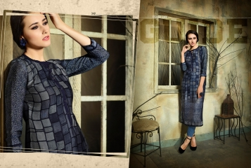 KAJREE FASHION DARK FANTASY 5 PRINTS KURTIS (1)