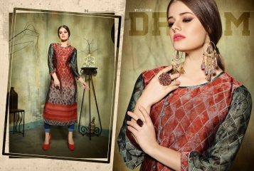 KAJREE FASHION DARK FANTASY 5 PRINTS KURTIS (6)
