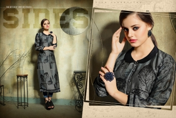 KAJREE FASHION DARK FANTASY 5 PRINTS KURTIS (9)