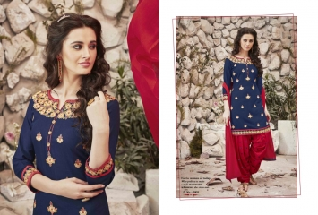 KAJREE FASHION PRESENTS PATIALA VOL 14 READYMADE DRESS WHOLESALE IN SURAT (1)