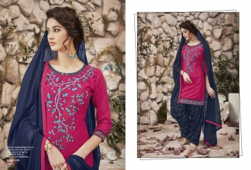 KAJREE FASHION PRESENTS PATIALA VOL 14 READYMADE DRESS WHOLESALE IN SURAT (10)