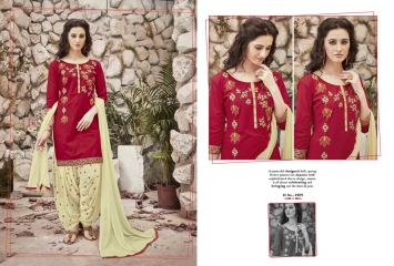 KAJREE FASHION PRESENTS PATIALA VOL 14 READYMADE DRESS WHOLESALE IN SURAT (11)