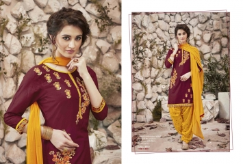 KAJREE FASHION PRESENTS PATIALA VOL 14 READYMADE DRESS WHOLESALE IN SURAT (13)