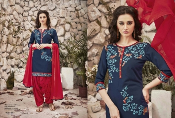 KAJREE FASHION PRESENTS PATIALA VOL 14 READYMADE DRESS WHOLESALE IN SURAT (14)