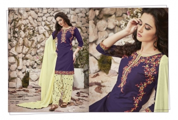 KAJREE FASHION PRESENTS PATIALA VOL 14 READYMADE DRESS WHOLESALE IN SURAT (2)