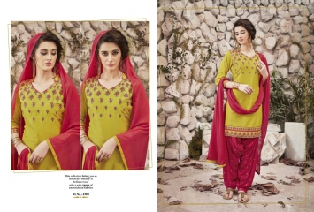 KAJREE FASHION PRESENTS PATIALA VOL 14 READYMADE DRESS WHOLESALE IN SURAT (3)