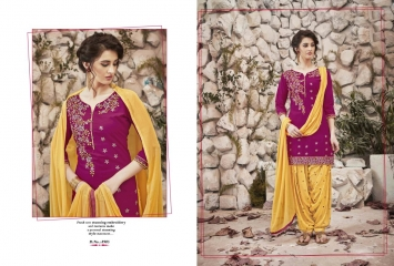 KAJREE FASHION PRESENTS PATIALA VOL 14 READYMADE DRESS WHOLESALE IN SURAT (5)