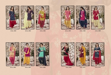 KAJREE FASHION PRESENTS PATIALA VOL 14 READYMADE DRESS WHOLESALE IN SURAT (8)