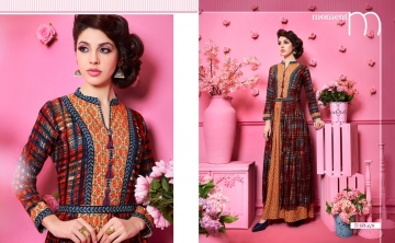 KAJREE FASHION RUNWAY RAYON PARTY WEAR KURTIS COLLECTION WHOLESALE SUPPLIER BEST RATE BY GOSIYA EXPORTS SURAT (4)