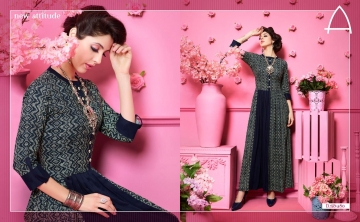 KAJREE FASHION RUNWAY RAYON PARTY WEAR KURTIS COLLECTION WHOLESALE SUPPLIER BEST RATE BY GOSIYA EXPORTS SURAT (5)